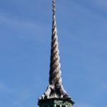 La flèche de la Bourse de Copenhague