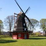 Le moulin de la Citadelle de Copenhague